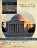 Virginia Economic Forecast 2013-2014:  State to Add Jobs Despite Sequestration