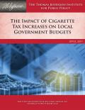 Impact of Cigarette Tax Increases on Local Government Budgets, 2019