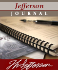 The Jefferson Journal:  Stop the Problem Before It Begins