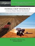 Institute Paper Demonstrates Value of Federal Crop Insurance Program